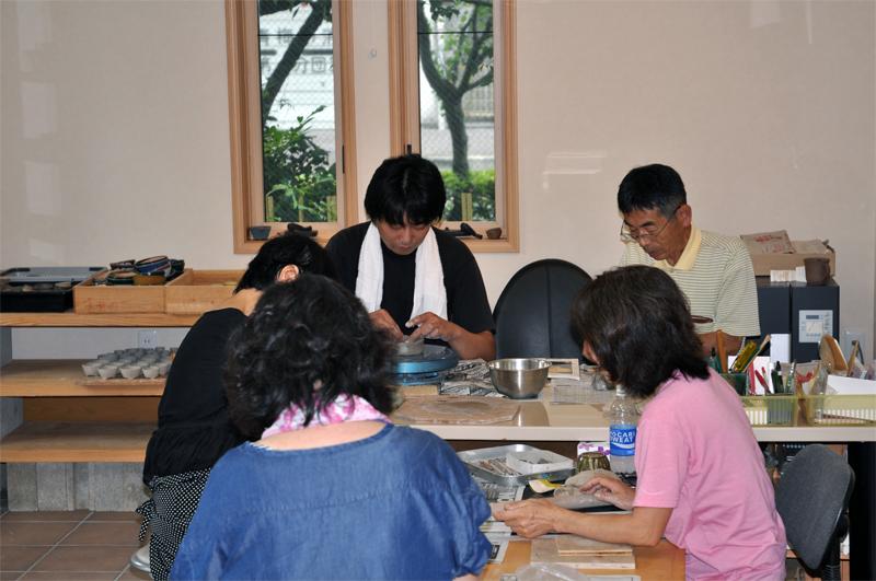 盆栽・ミニ盆栽鉢作り教室